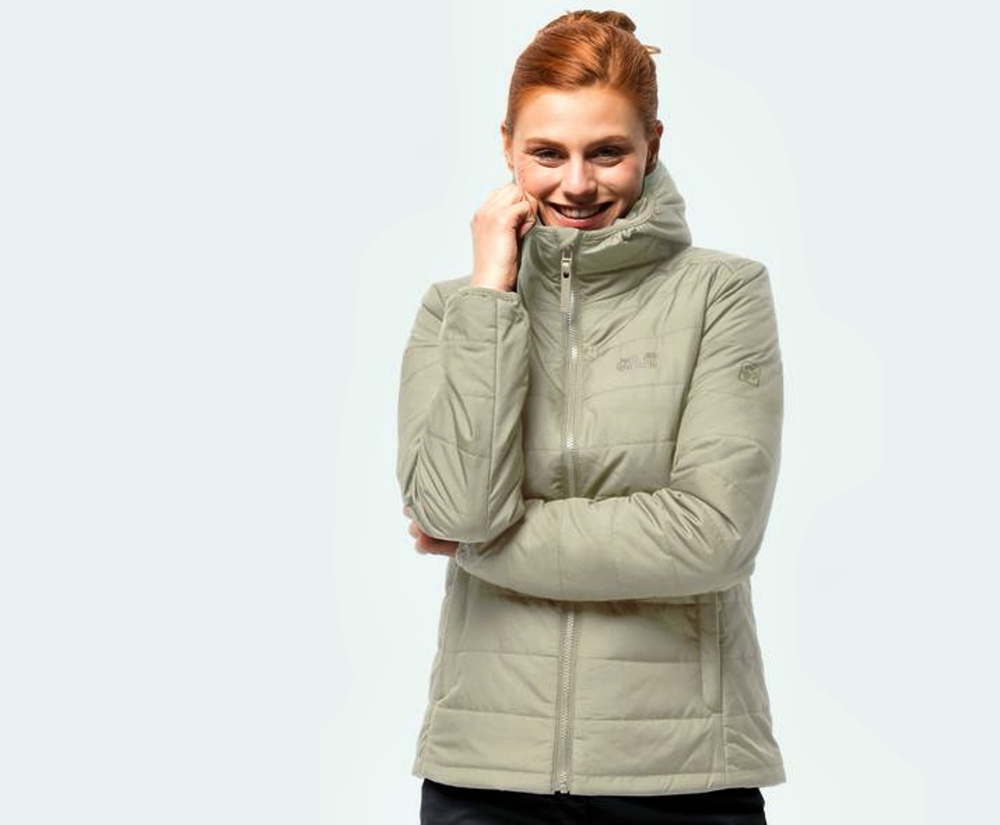 Eco-Friendly Autumn Jackets For Women - Maryland Jacket light