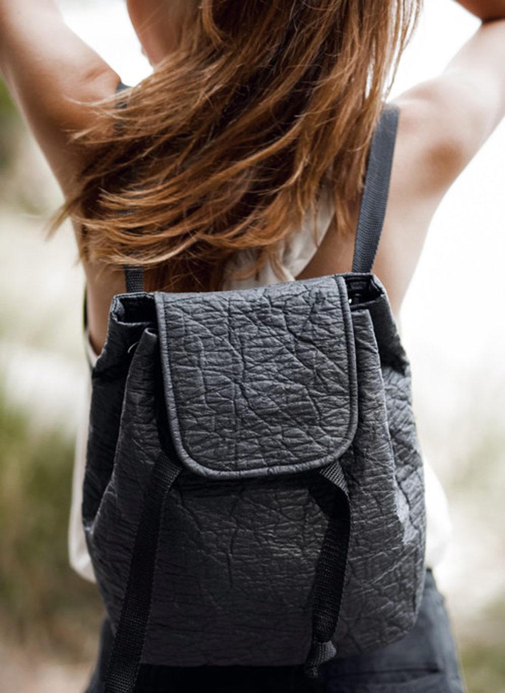 Best Vegan Bags - Maravillas MIA Pinatex backpack (style)