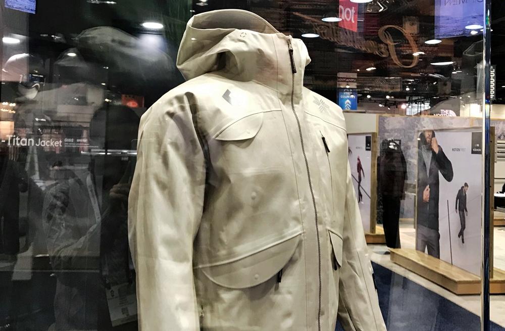 Spider Silk Ski Jacket