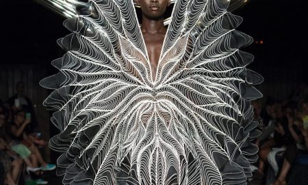 Iris Van Herpen Syntopia 2018 Collection - Merging Biology With Technology