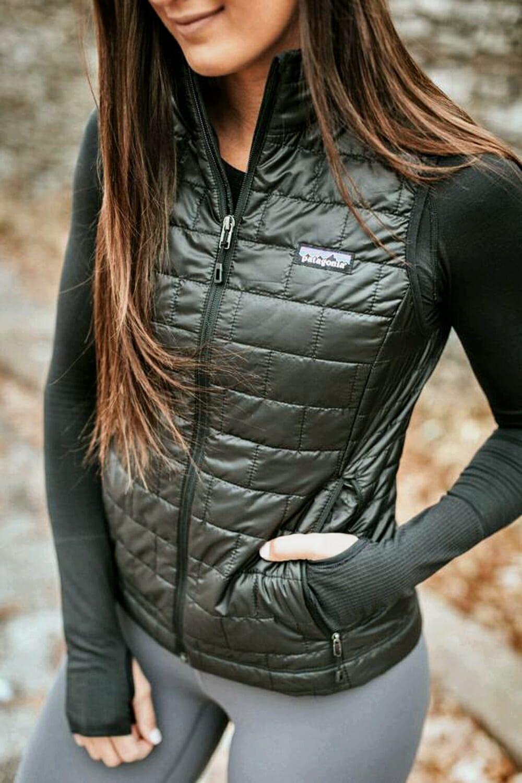 Eco-Friendly Activewear -Patagonia vest