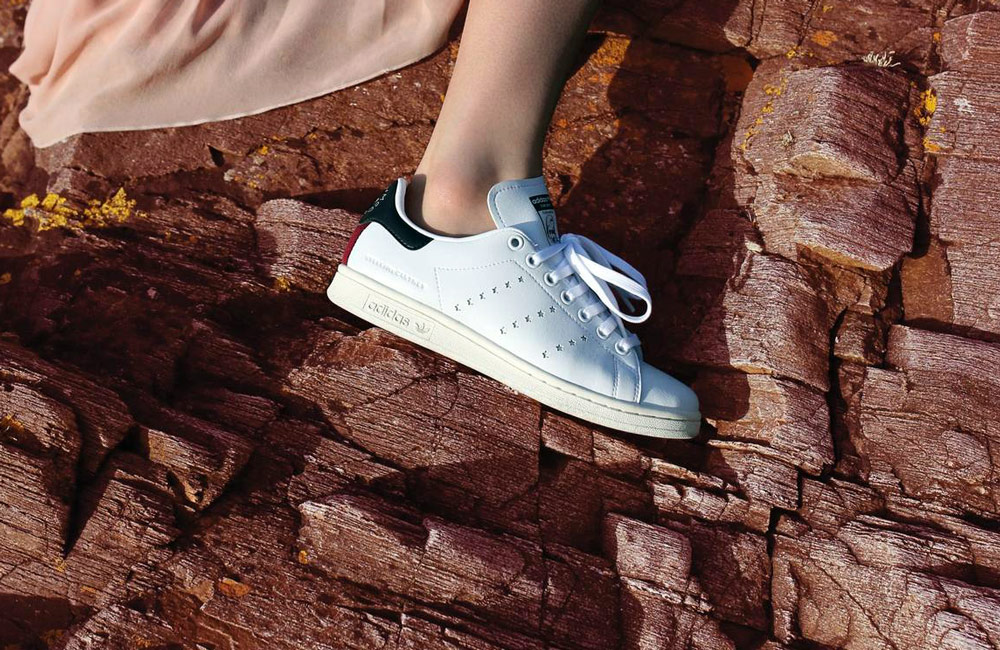 Vegan Adidas Stan Smith Trainers By Stella McCartney - The Return Of A Classic
