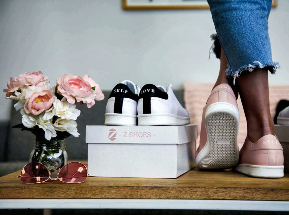 eco sneakers vegan shoes Zshoes
