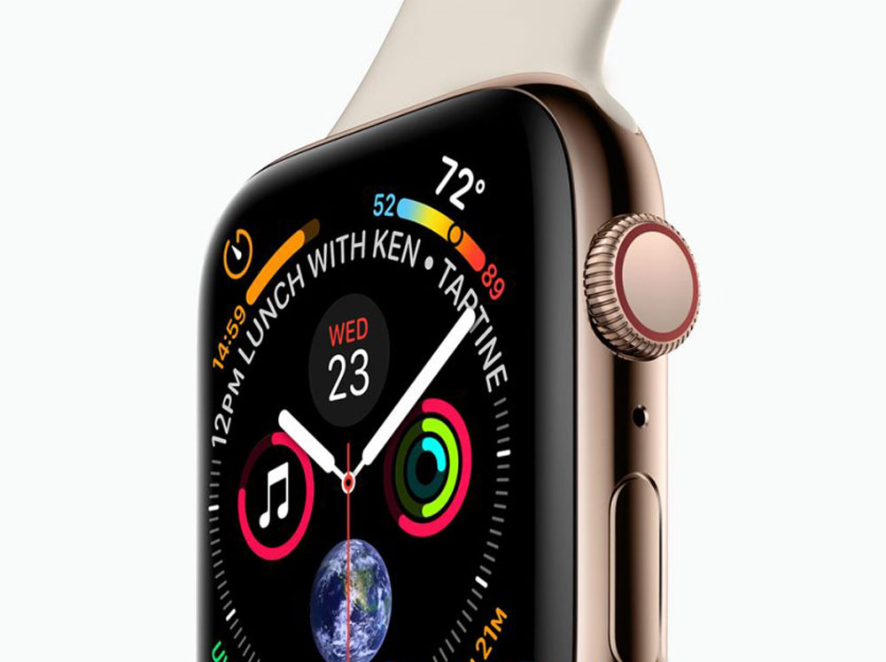 Apple Watch Series 4 official pics