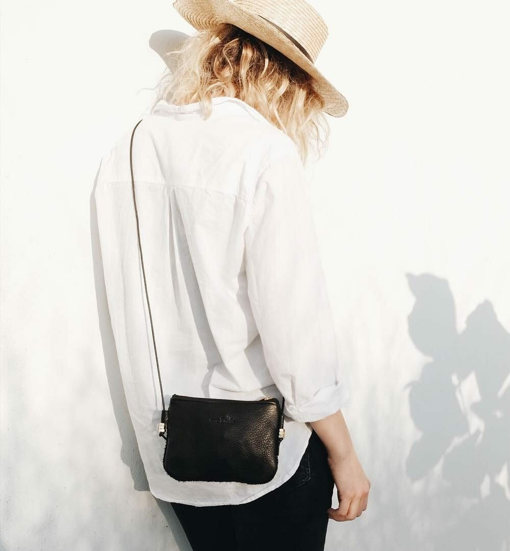 Eve and Adis Pinatex Essential Bag