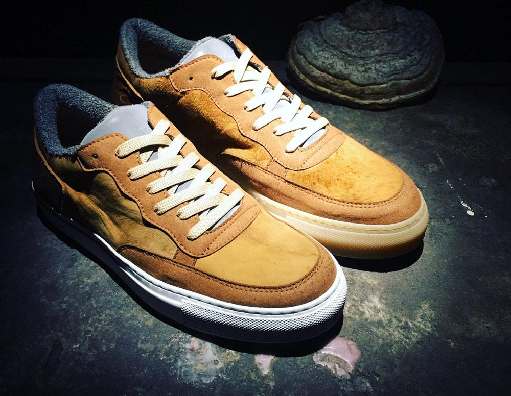 Nat-2 x ZvnderVegan Sneaker
