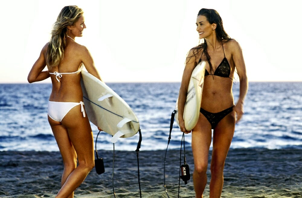 Evolution Of Swimwear - 2000s style