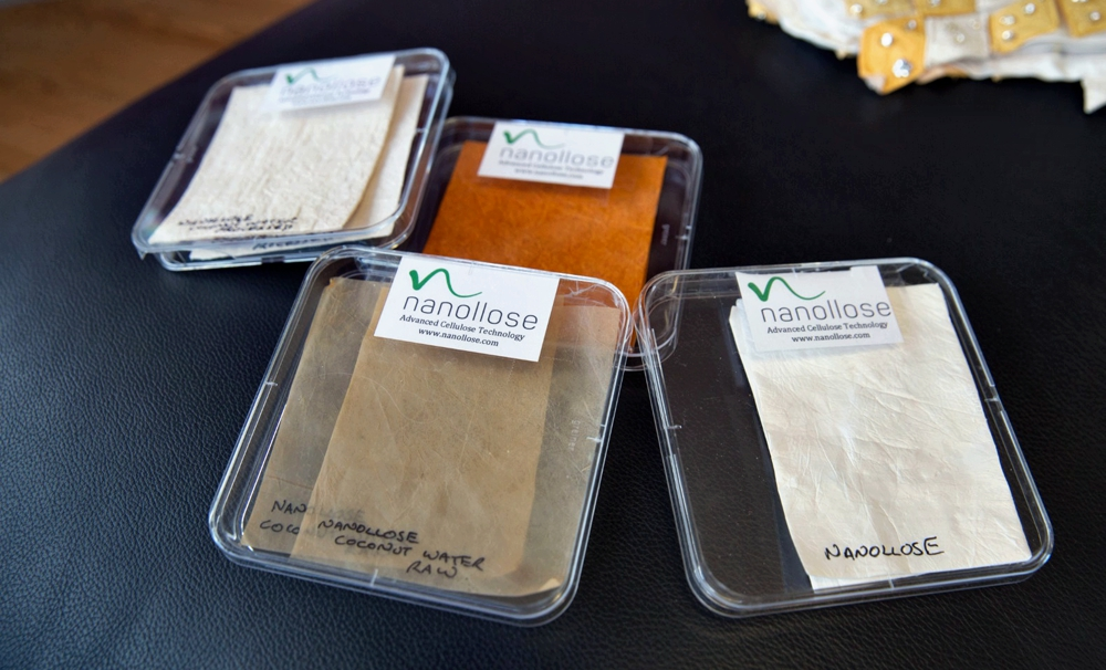 Nullarbor by Nanollose - natural fibre made from coconut by-products