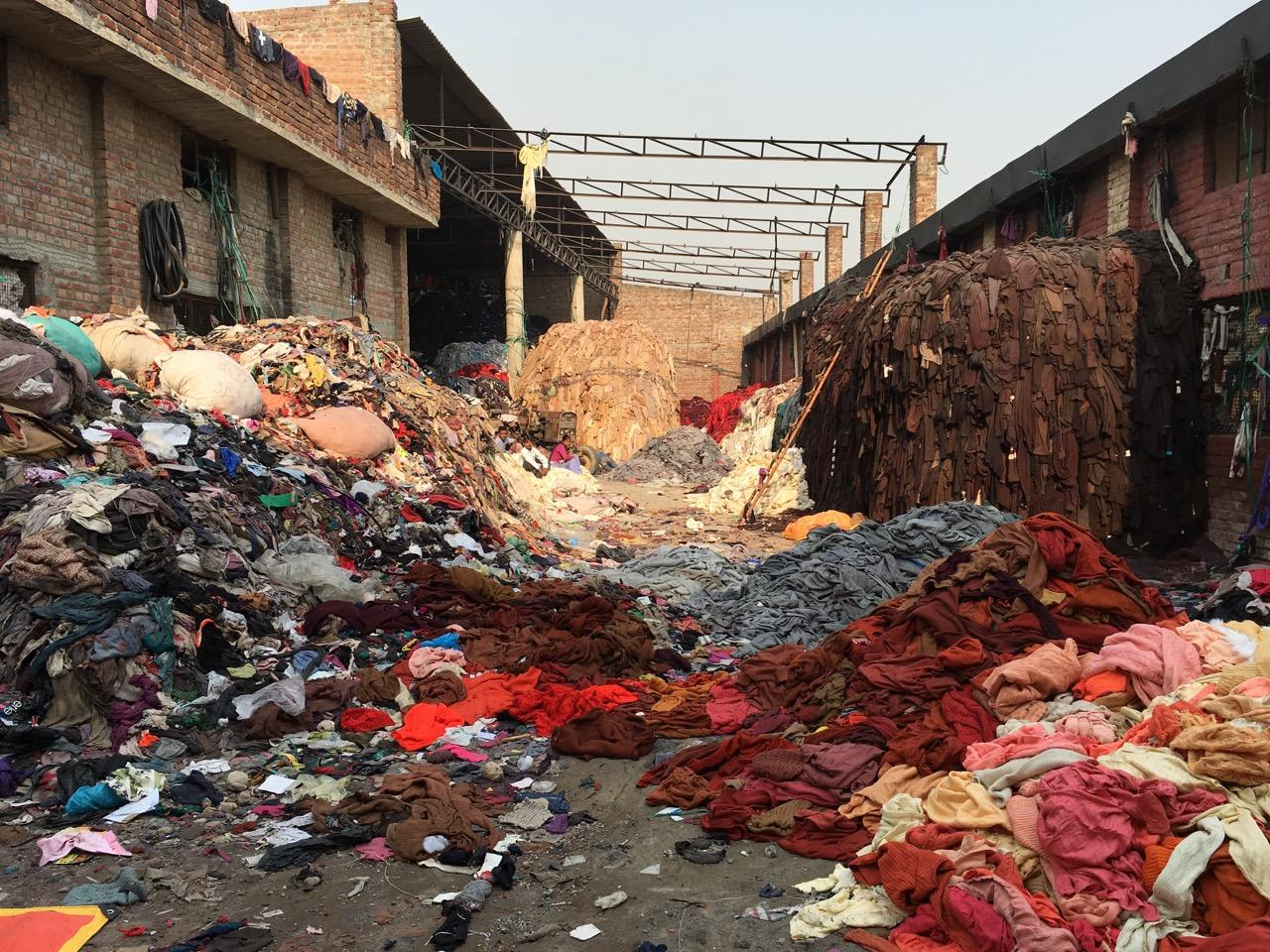 Fashion Waste is making the industry garbage