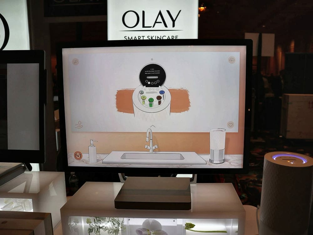 future of beauty by Olay
