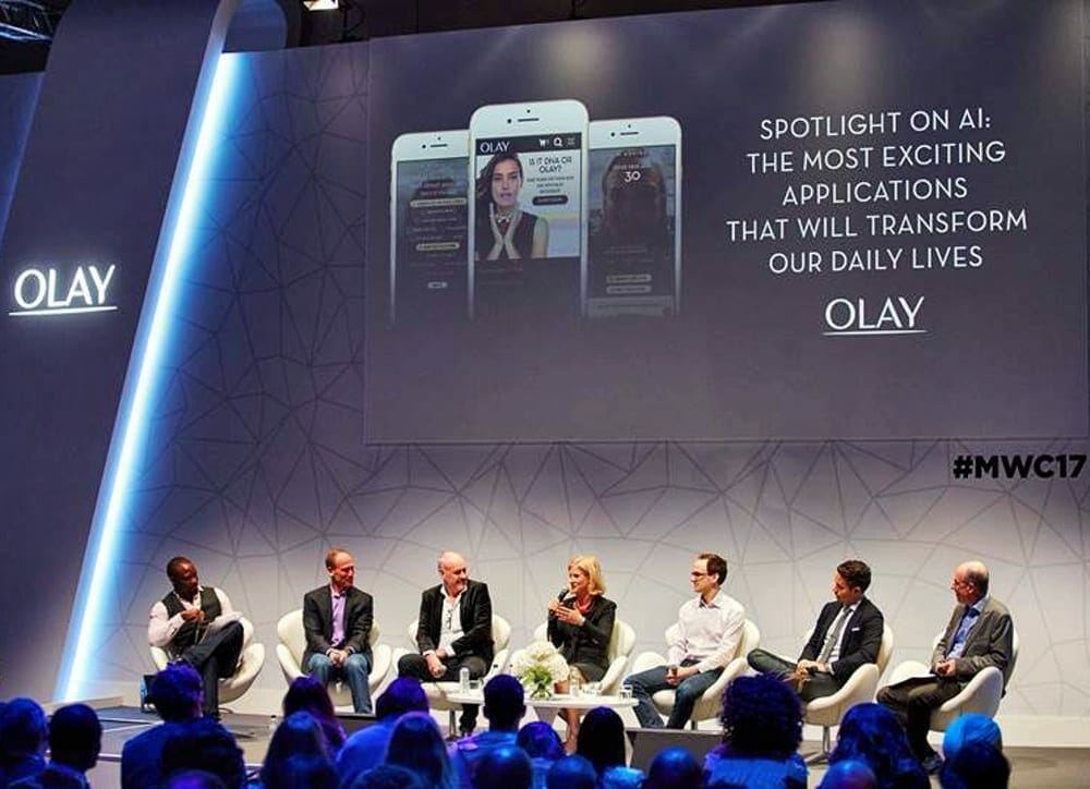 Olay Labs Movements at CES 2019