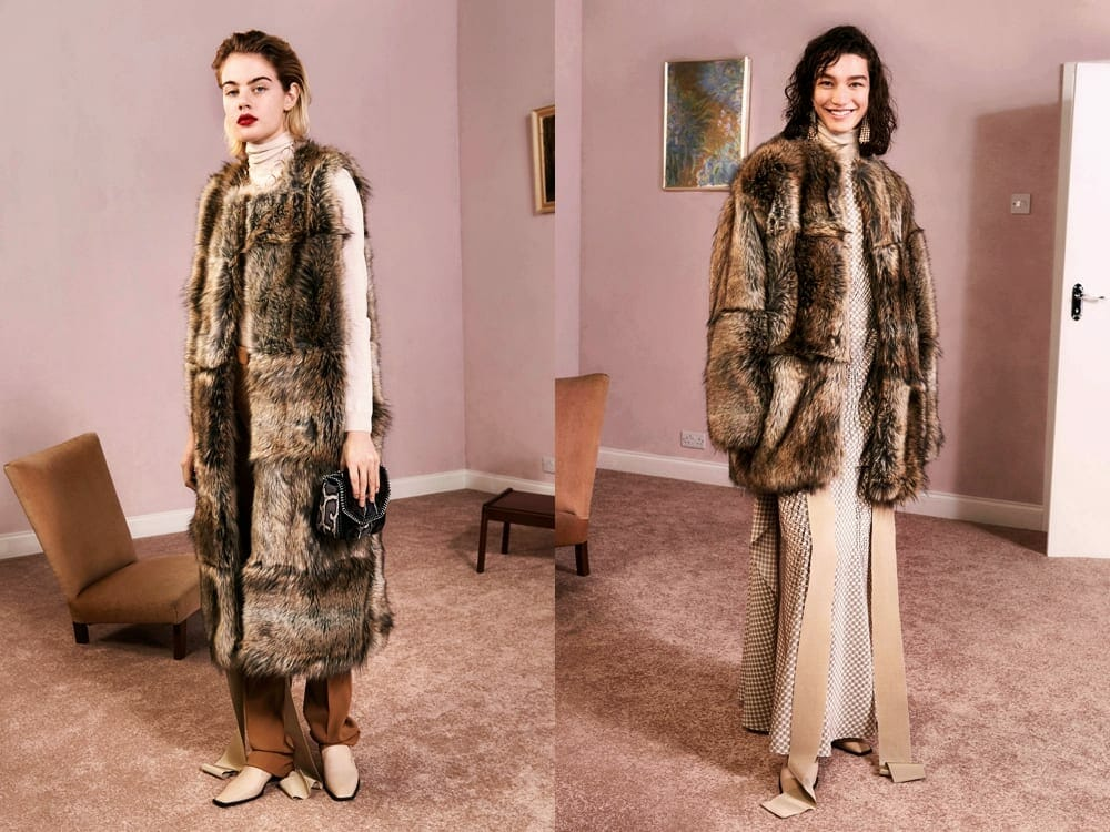 Stella McCartney Faux Fur Collection