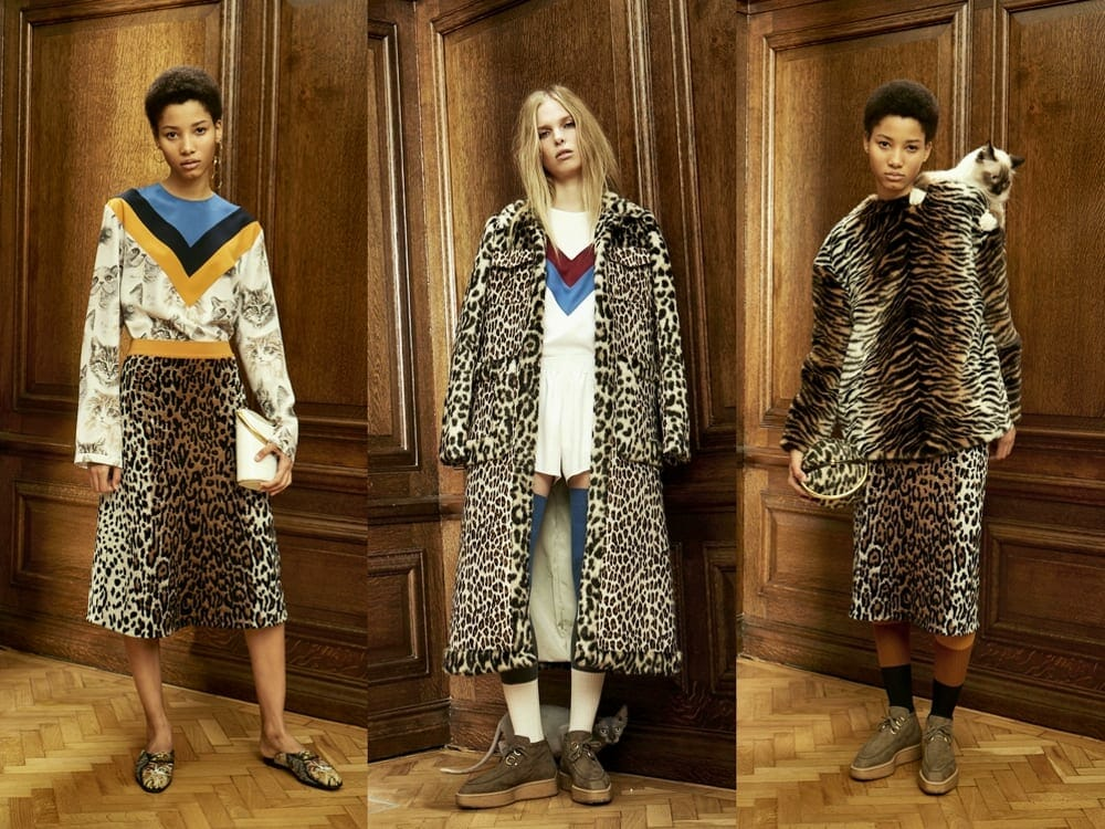 Stella McCartney Animal Print Collection