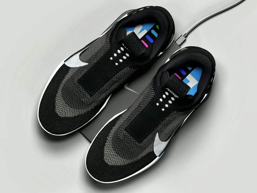 Nike Adapt BB high tech sneakers