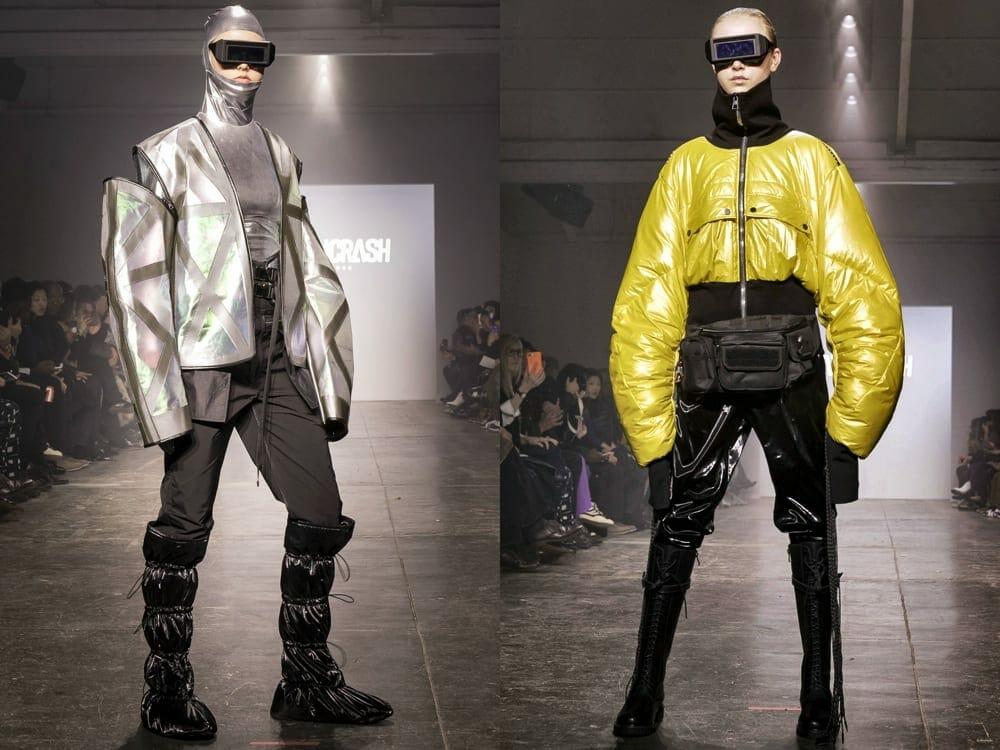 Fashion innovation by Seven Crash at NY Fashion Week 2019