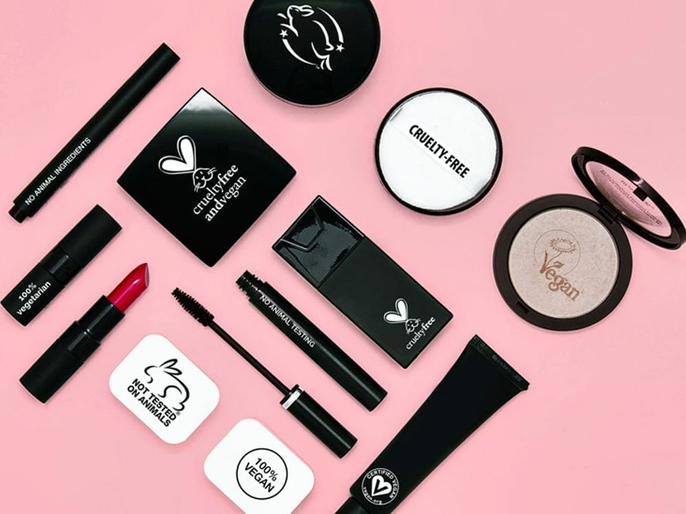 All cruelty free makeup labels