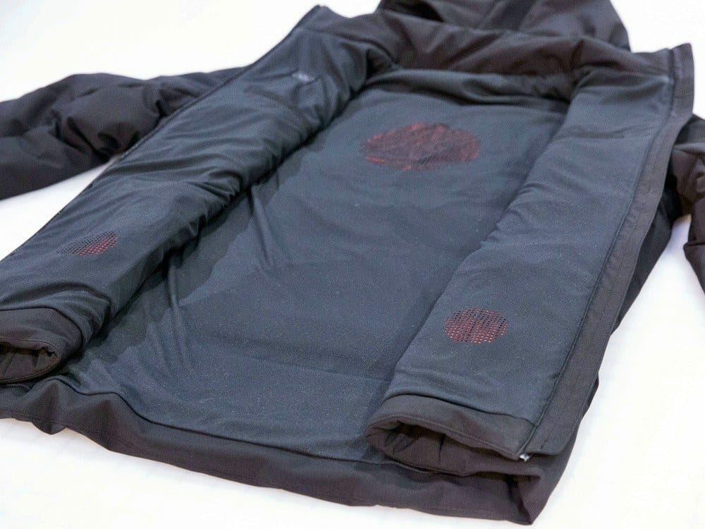 Heated jacket by Ministry Of Supply