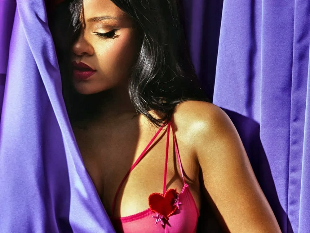 Rihanna's Savage X Fenty vegan lingerie collection
