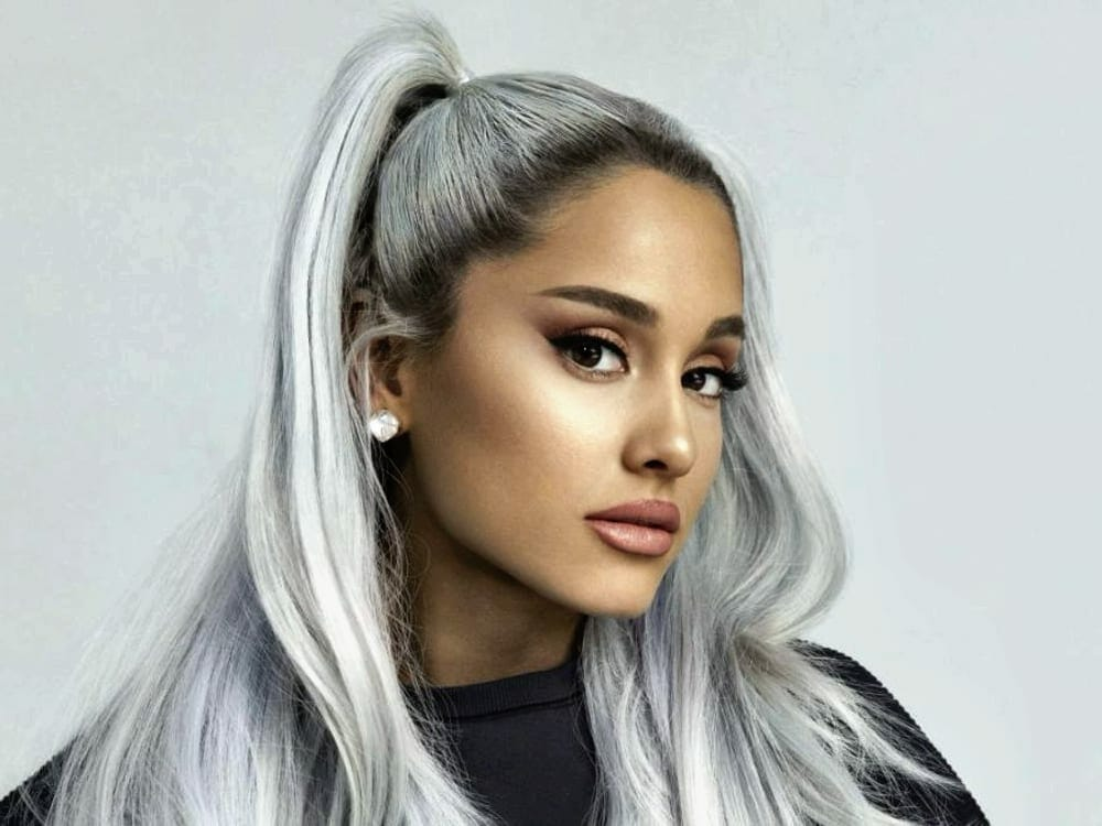 Ariana Grande became vegan in 2013