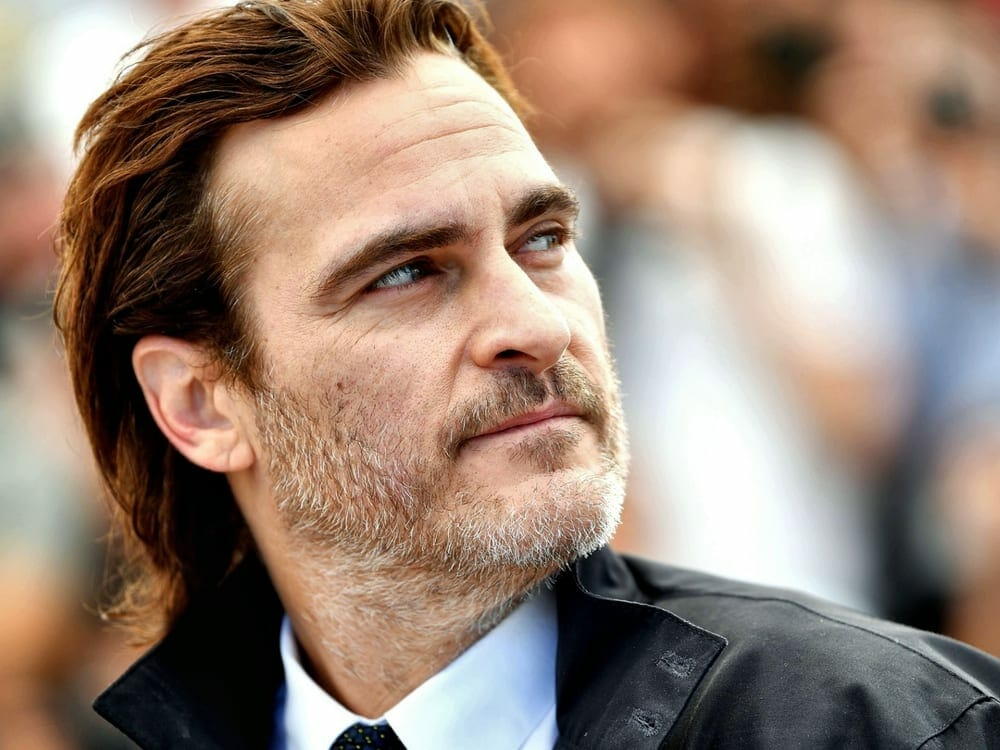 Joaquin Phoenix became vegan and an ambassador of PETA.