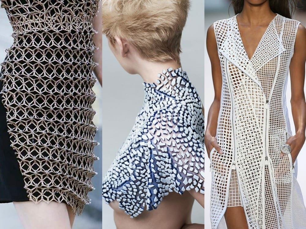 Sustainable design towards zero waste fashion by the use of 3d printing