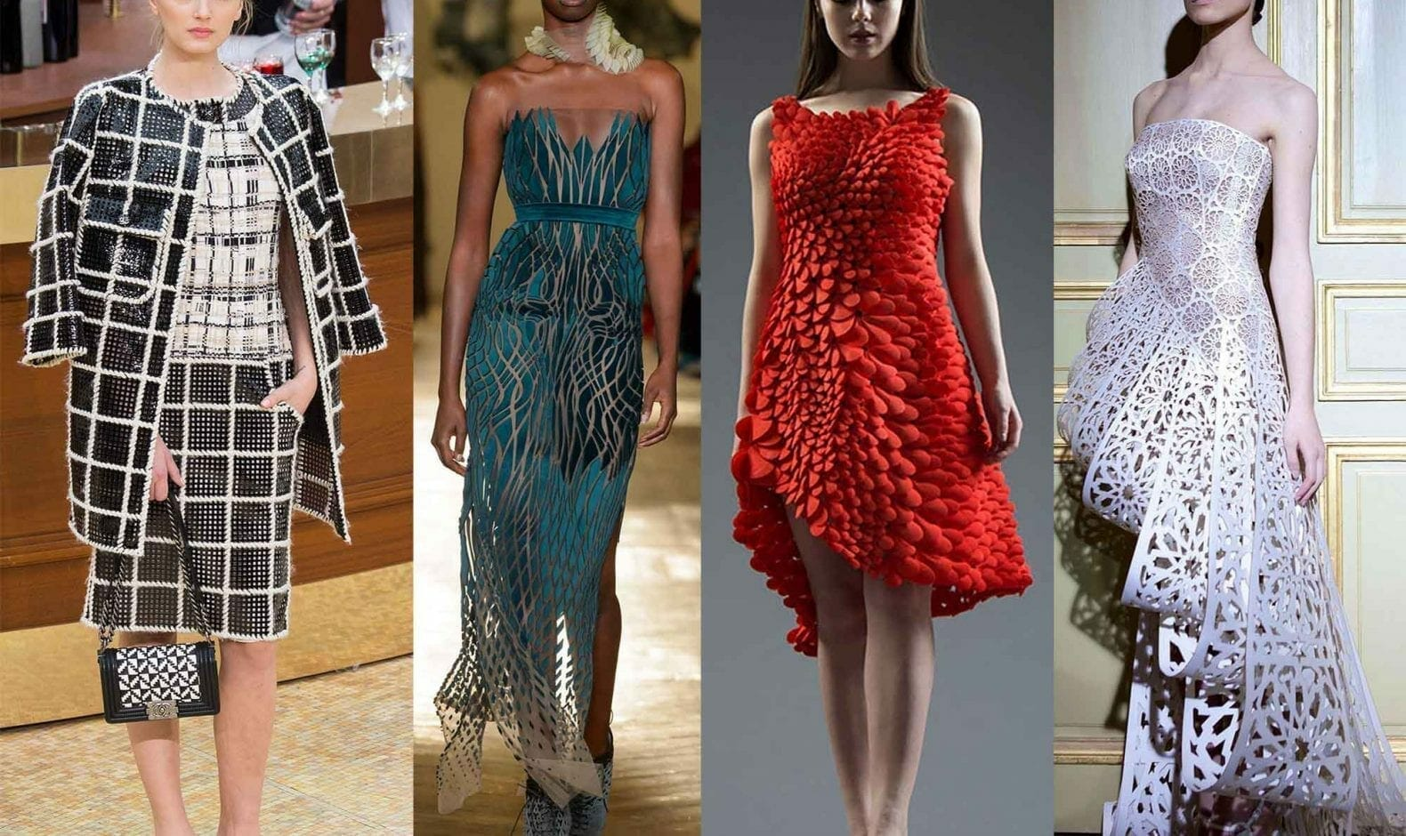 Zero Waste Fashion 3d Printing With Innovative Sustainable Materials