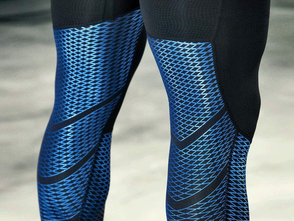 High Tech Athletic Wear By Nike Hypercool Max Tight