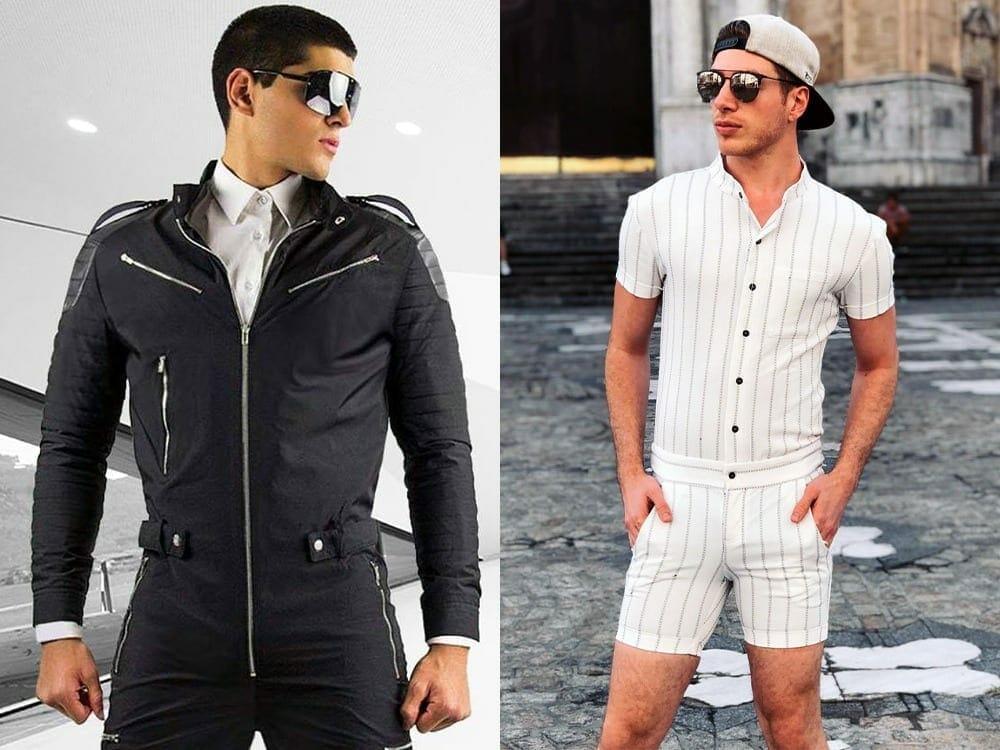 Differio men's overalls