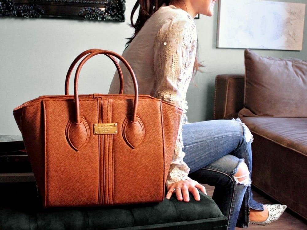 Alexandra K Vegan Bag