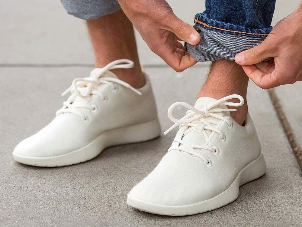 Allbirds sustainable sneakers