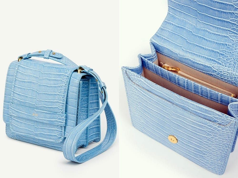 JW PEI vegan handbag