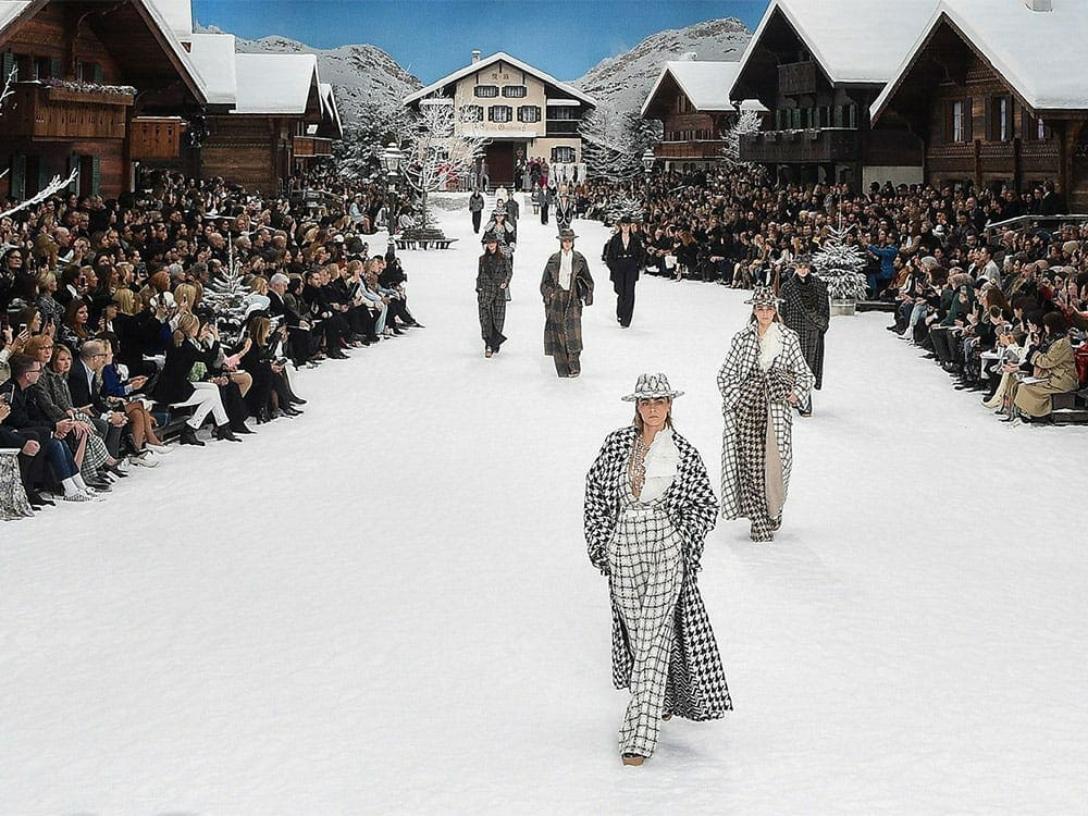 Chanel at Paris Fashion Week FW 2019