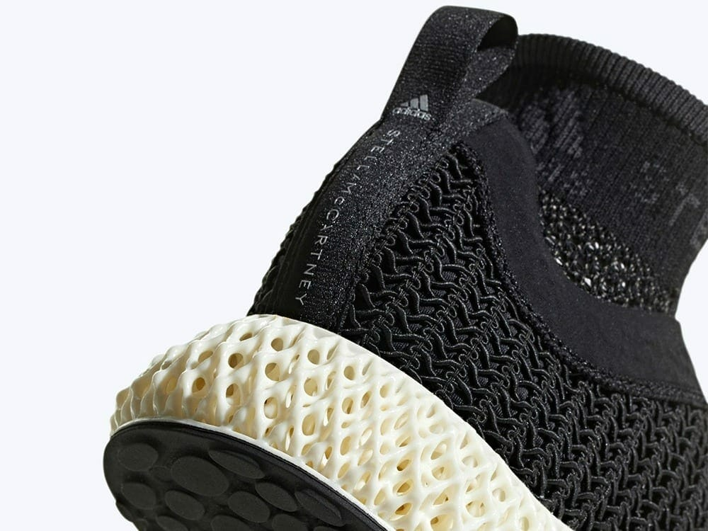 timeless design 1778e 954f9 6 Featured. Adidas Alphaedge 3D printed vegan sneakers are now a reality  thanks to Stella McCartney.