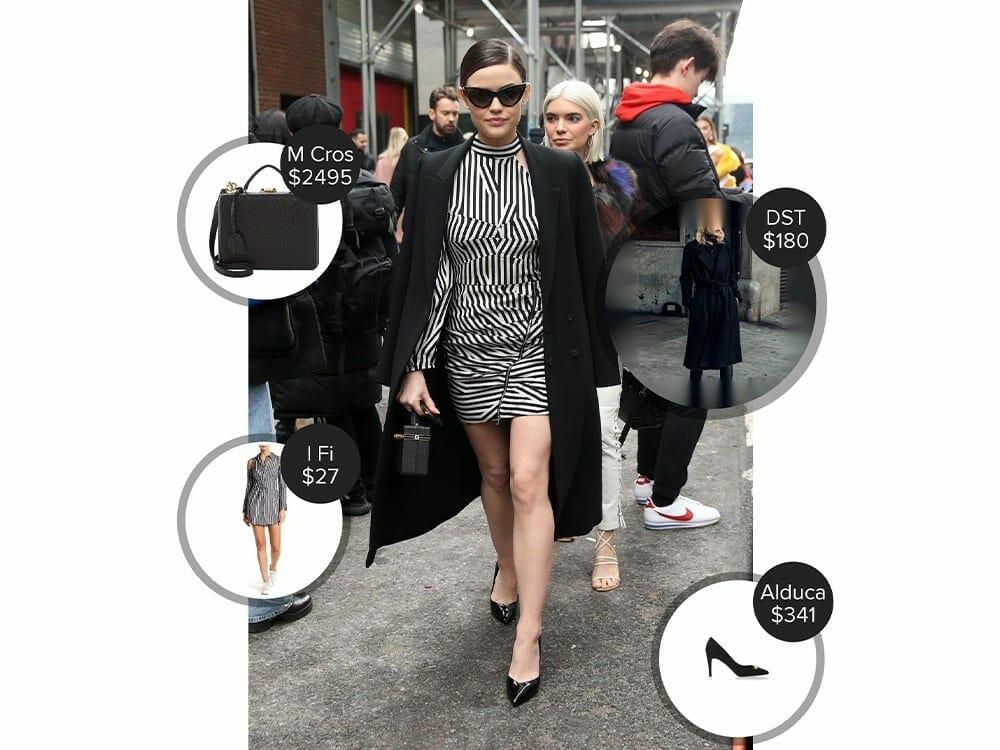Sustainable fashion e-commerce