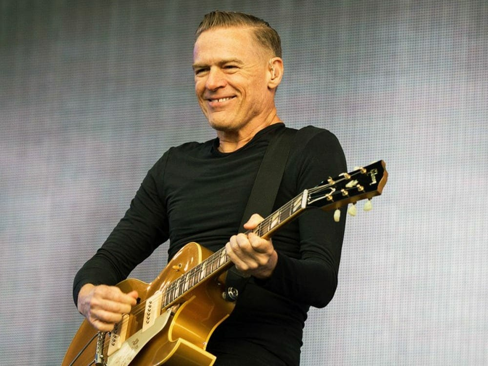 Bryan Adams Vegan Quote