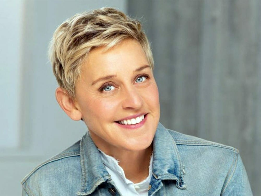 Ellen De Generes Vegan Quote