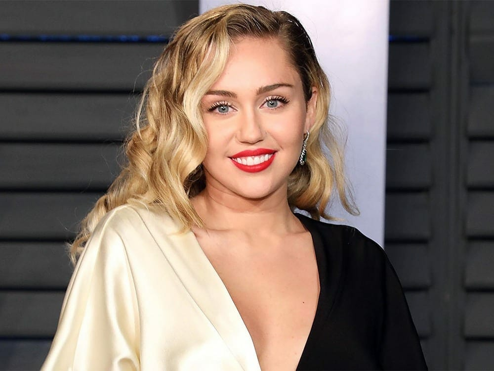 Miley Cyrus Vegan Quote