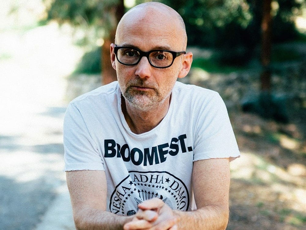 Moby Vegan Quote