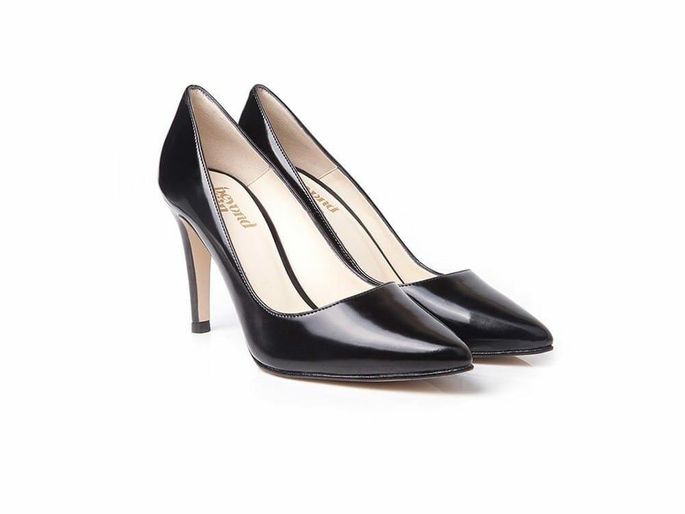 Vegan Leather Stilettos