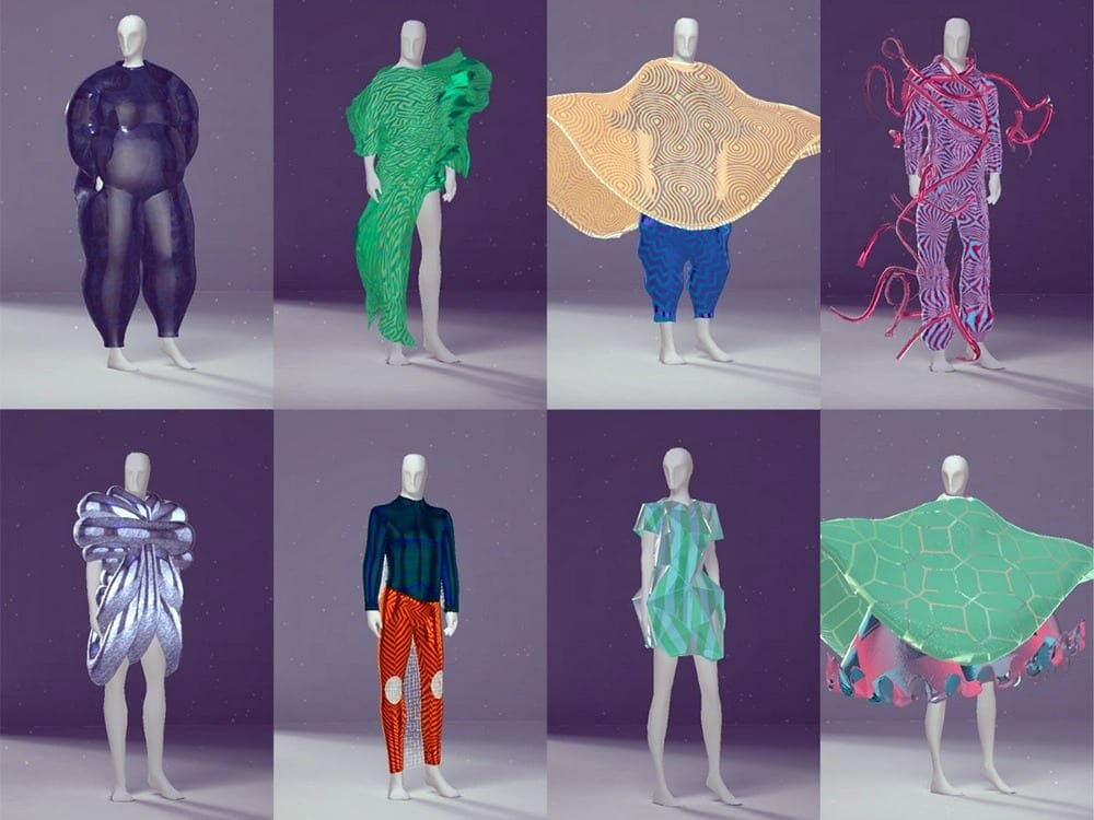 AI design in fashion