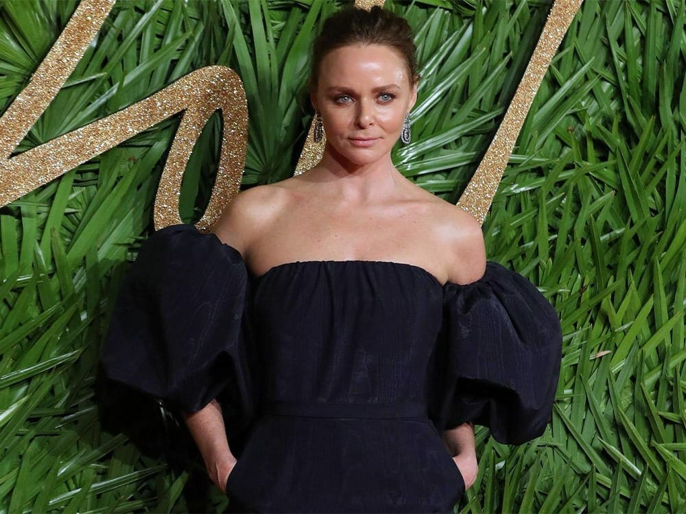Stella McCartney on cruelty free fashion