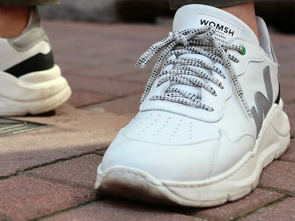Womsh eco friendly trainers