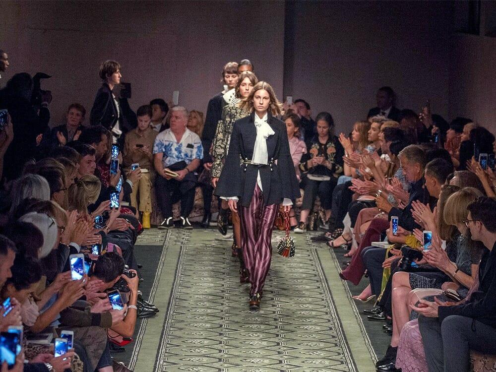 Fur Free London Fashion Week