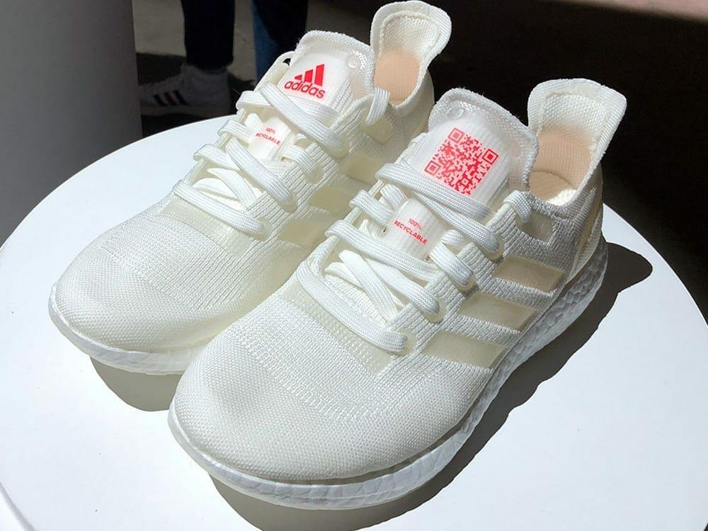 Adidas Futurecraft.Loop recyclable sneakers