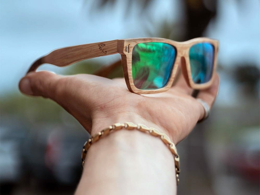 Medicine Werx sunglasses is a perfect match sustainable outfits