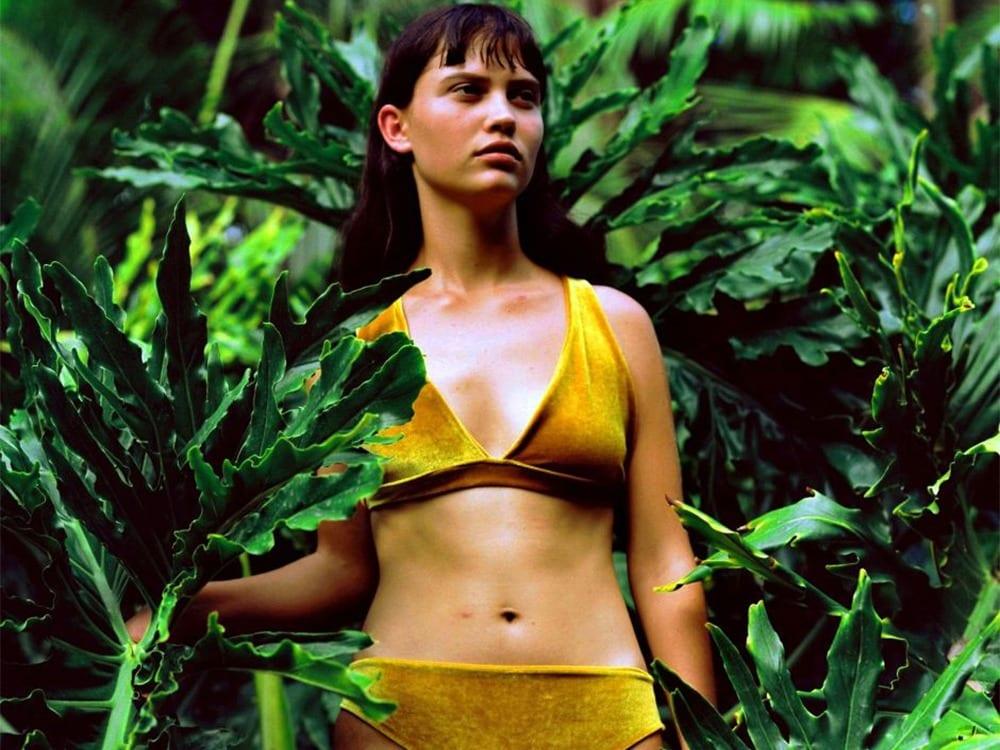 Stidston sustainable swimwear