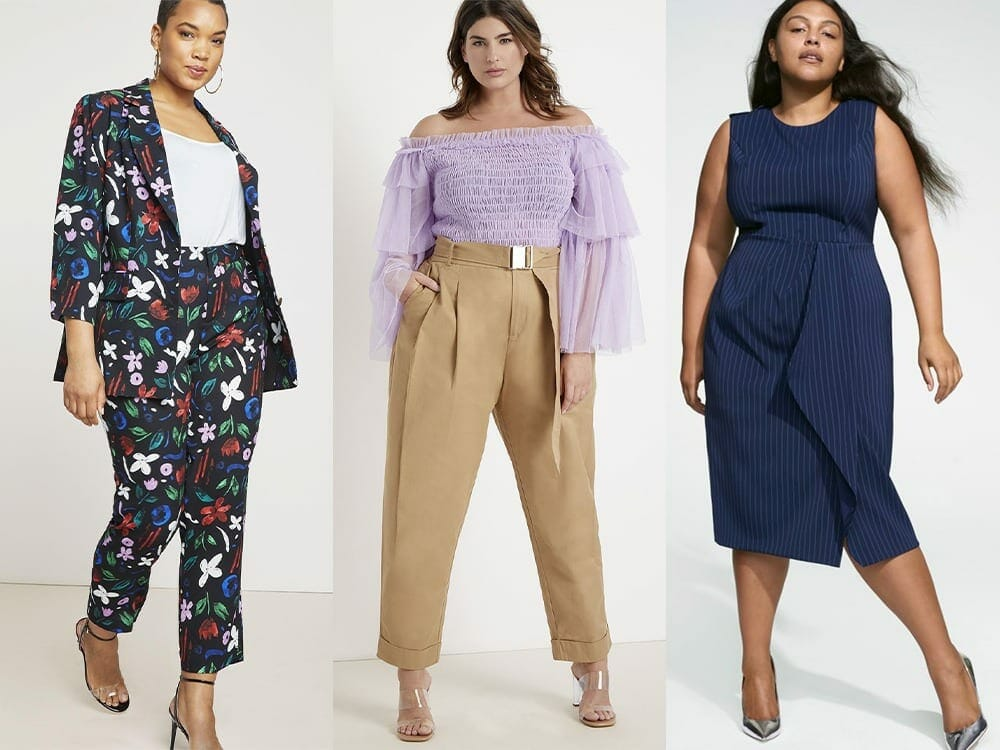 ELOQUII plus size vegan clothing