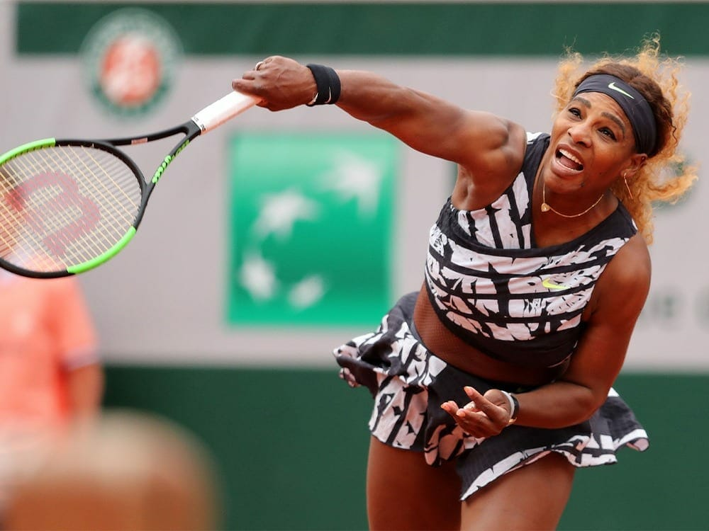 Serena Williams Open French
