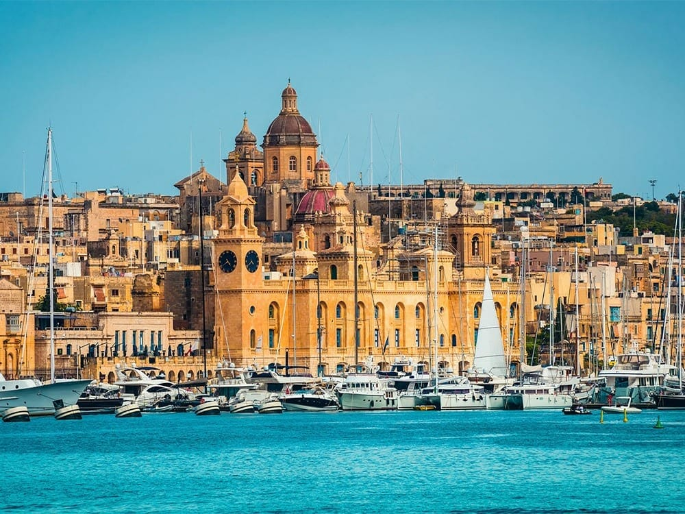 Malta, the capital of blockchain technology