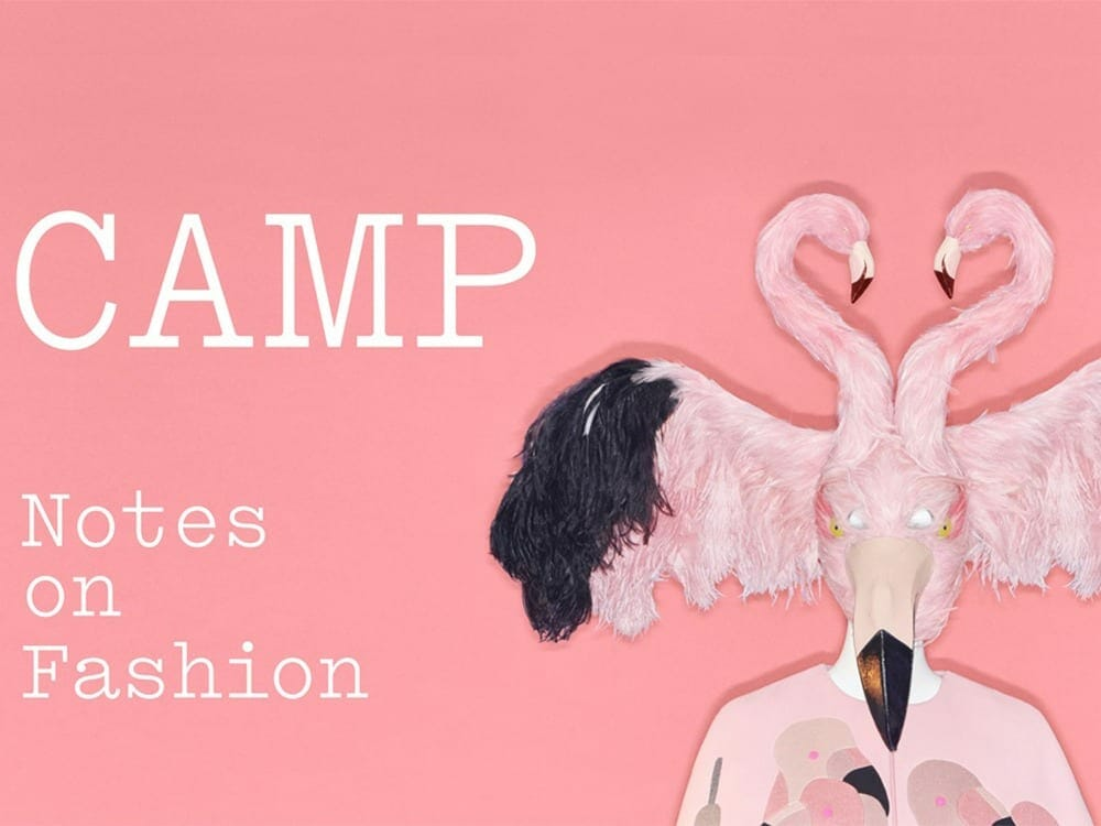 Camp note on fashion